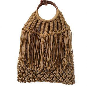 Sac Boho Crochet boheme